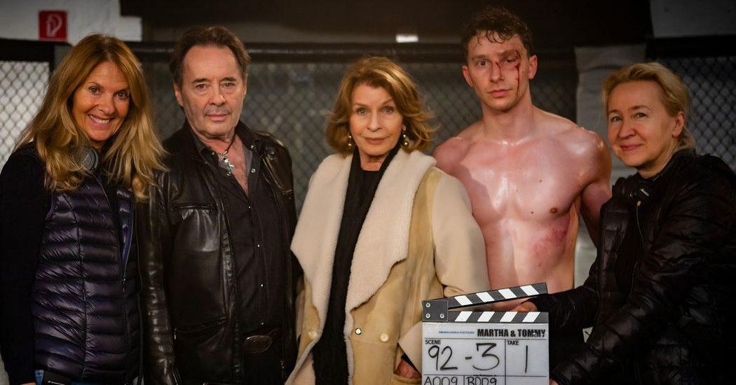 Martha und Tommy: Hauptrollen für Senta Berger und Jonathan Berlin