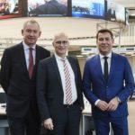 Neues Nachrichtenhaus von ARD-aktuell in Hamburg eingeweiht
