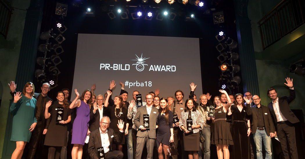 PR-Bild Award 2019: Preisverleihung am 24. Oktober in Hamburg