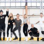 """Knallhartes Trainingscamp bei """"Dancing on Ice"""" und die ersten Verletzungen"""