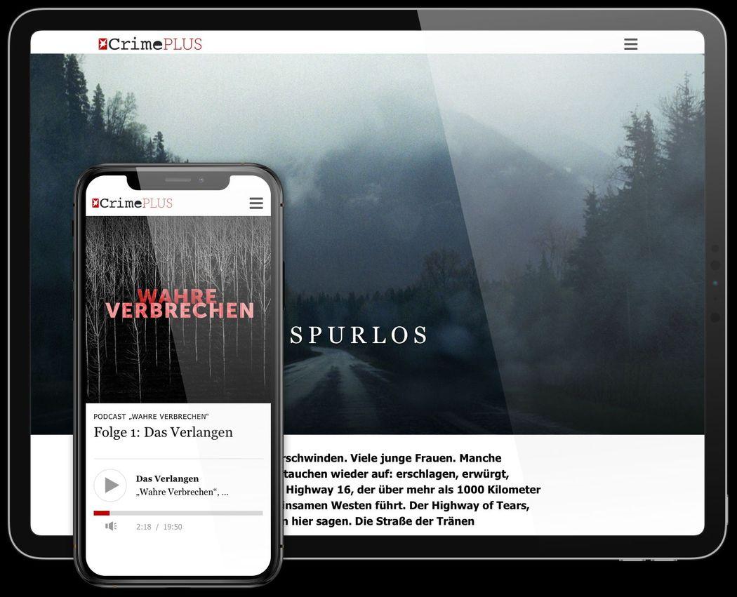 Stern Crime Plus: Gruner + Jahr startet kostenpflichtiges Abo-Modell für digitalen Journalismus