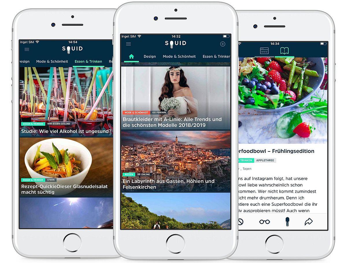 Squid: PR Agent erscheint ab sofort in der bekannten News-App