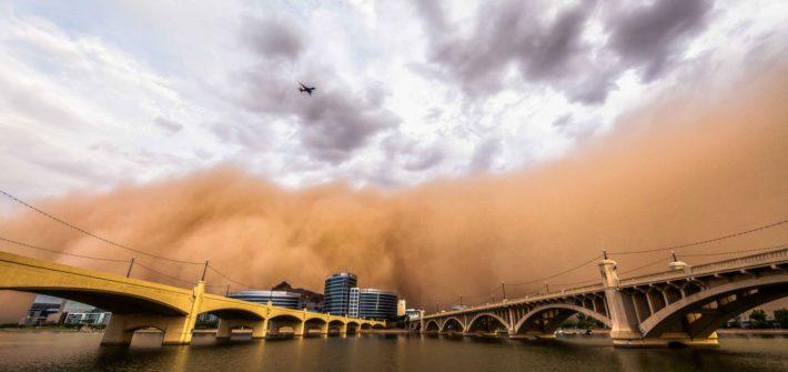 Terra X dokumentiert die Fakten zu extremem Wetter