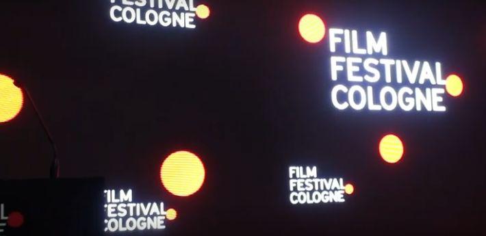 Video: Awardverleihung bei der 29. Ausgabe des Film Festival Cologne
