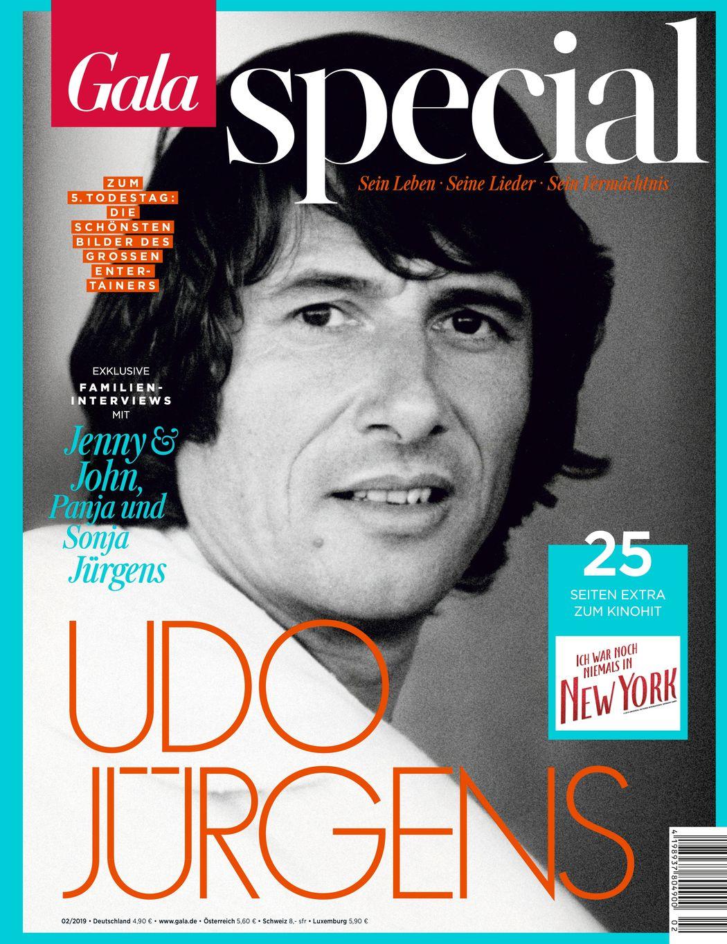 Gala Cover, Special mit Udo Jürgens