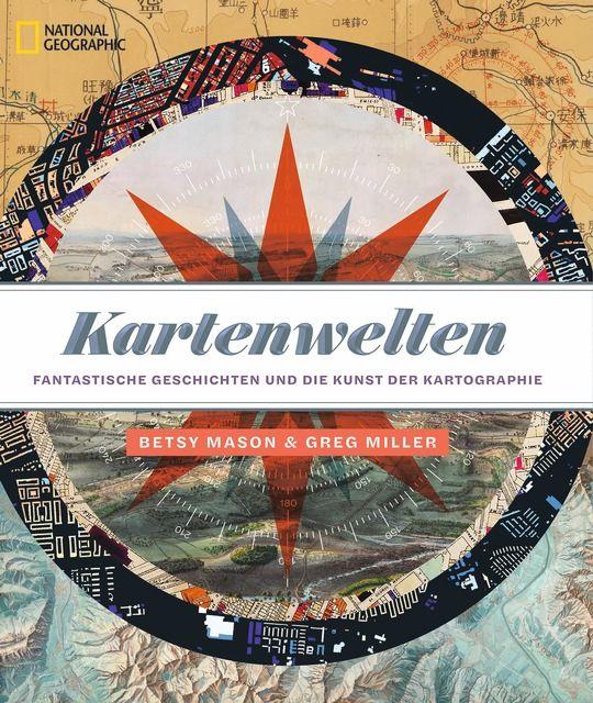 Bildband Kartenwelten (NG Buchverlag)