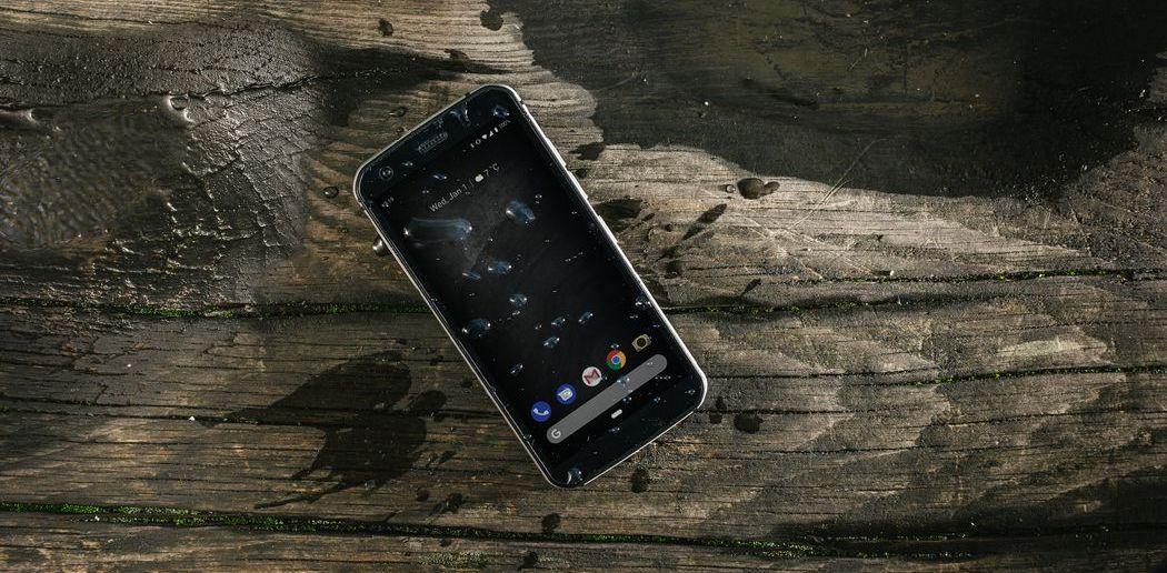 Smartphone Cat S52