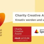 Der Charity Creative Award 2019 geht in die finale Runde