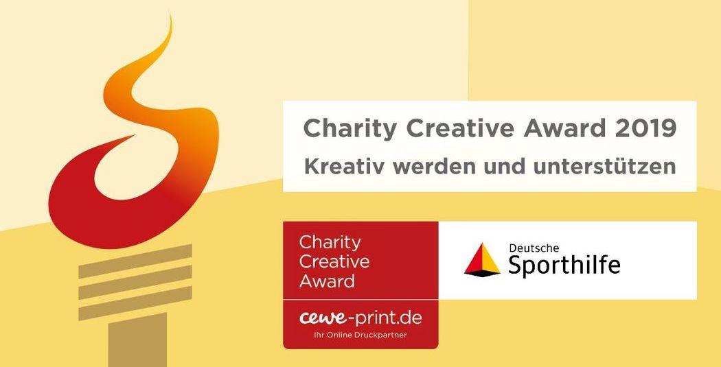 Der Charity Creative Award 2019 geht in die finale Runde