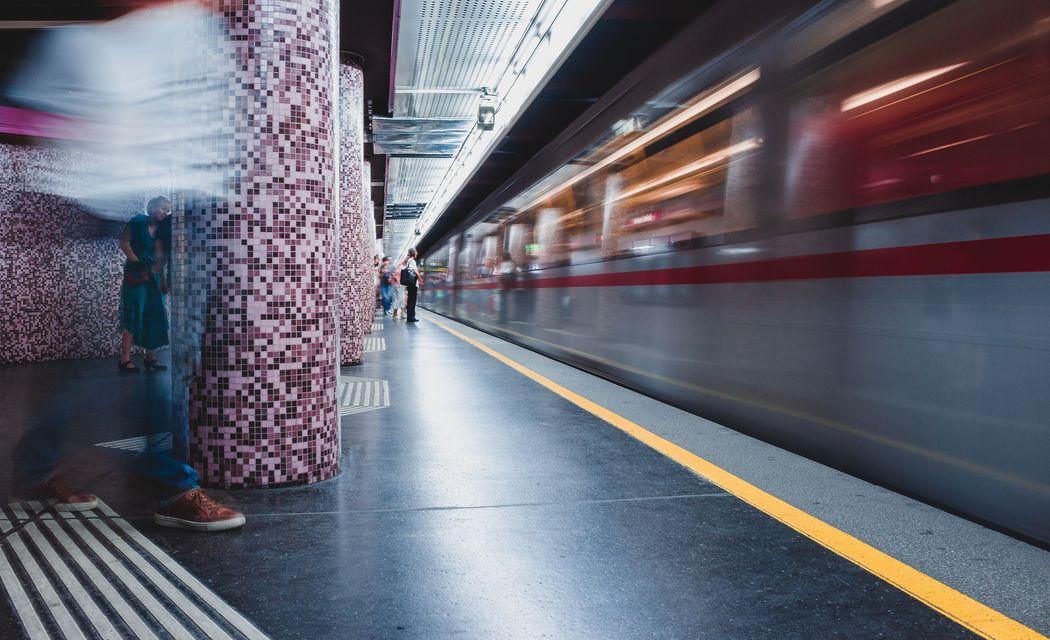 Die Deutsche Bahn verbindet
