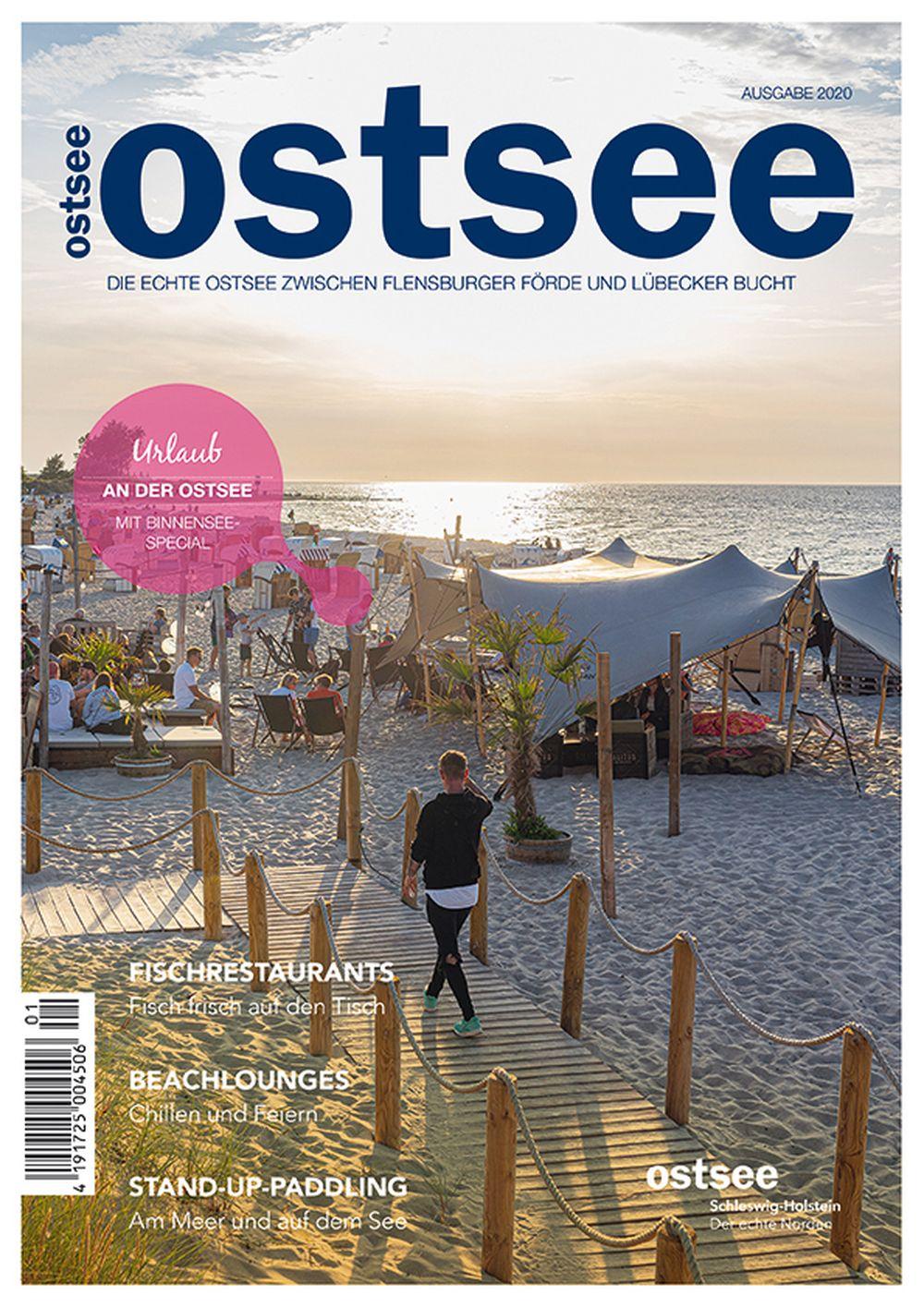Das neue Ostsee-Magazin 2020
