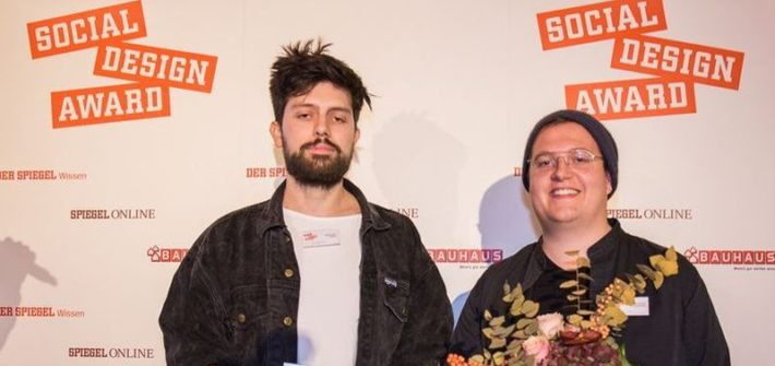 Gewinner des Social Design Award 2019 ausgezeichnet