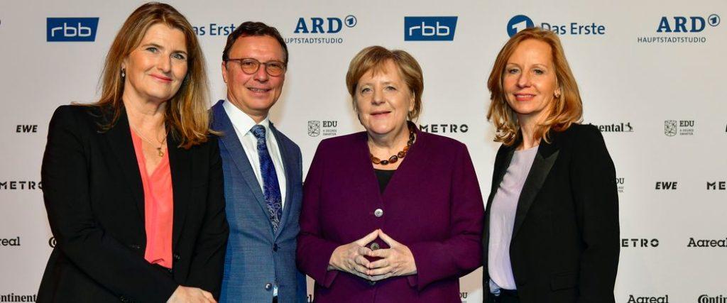 """""""Who is Who"""" aus Politik und Medien trifft sich beim ARD-Hauptstadttreff 2019"""