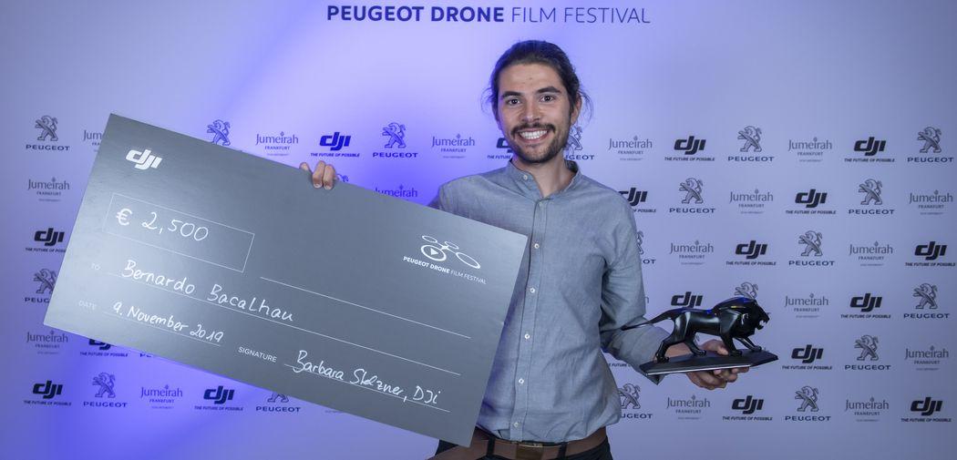 Peugeot Drone Film Festival: Sieger steht fest