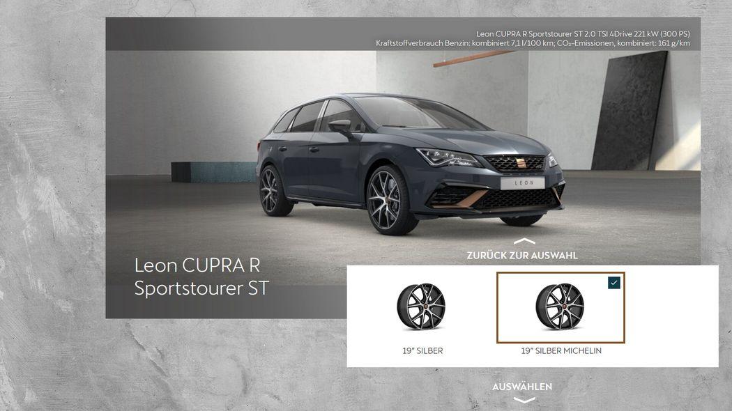 Smart-TV-App von Cupra