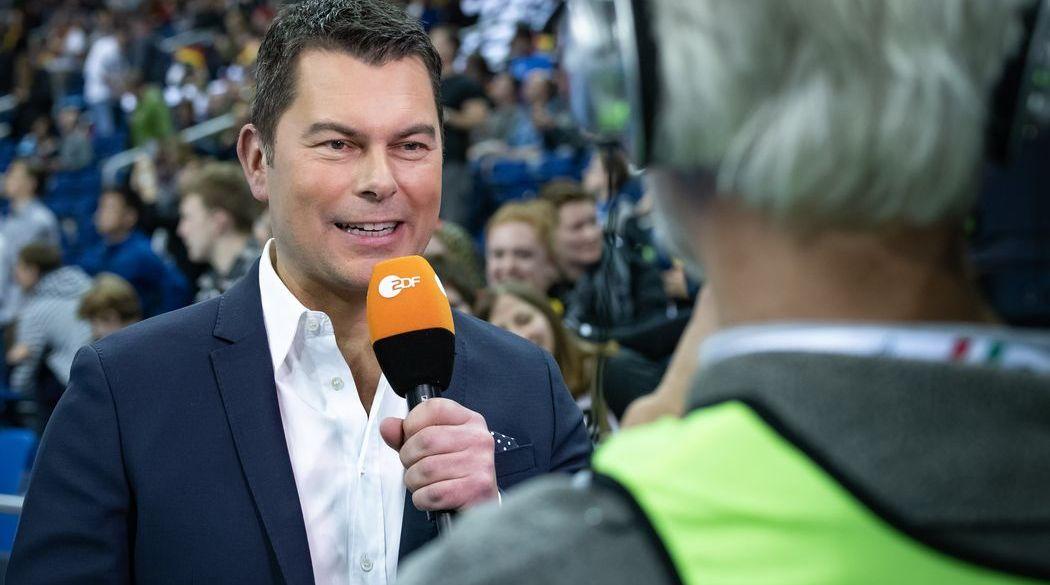 ZDF-Sportmoderator Yorck Polus