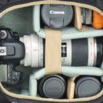 Ein Foto-Rucksack von und für Sport-Fotografen