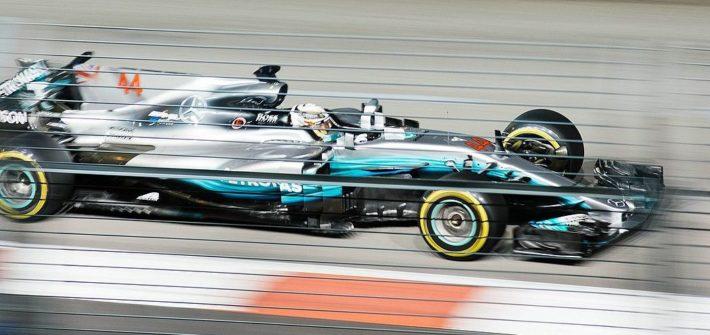 Lewis Hamilton ist einfach nicht aufzuhalten