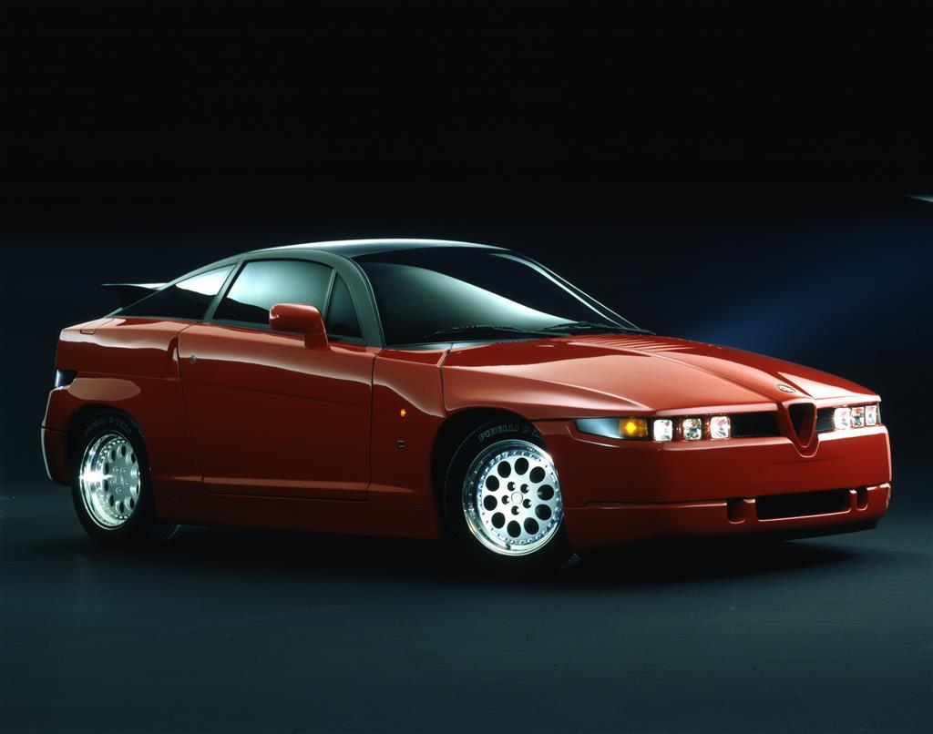 30 Jahre Alfa Romeo SZ – runder Geburtstag für Projekt ES30