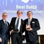 Deutscher Mittelstand: Media Award 2019 geht an Beat Balzli