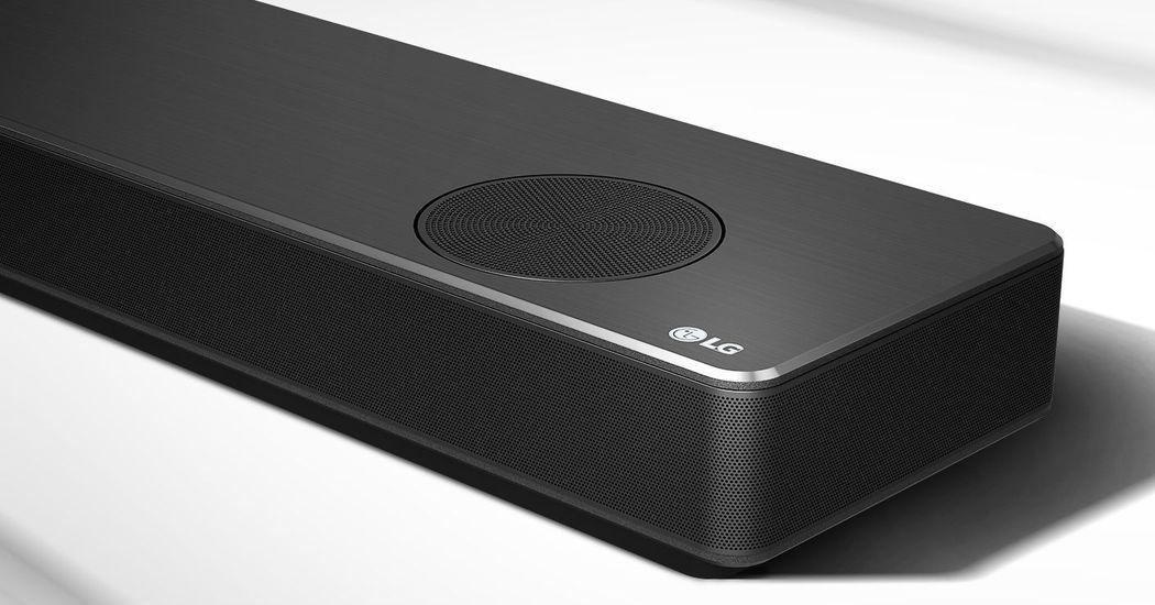 Neues Line-Up an Soundbars bei LG
