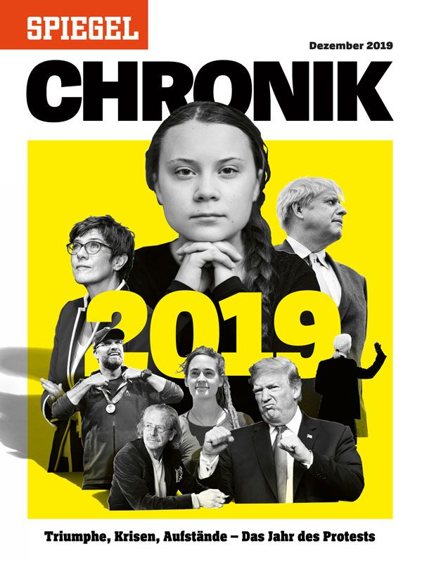 Der Spiegel - Chronik 2019