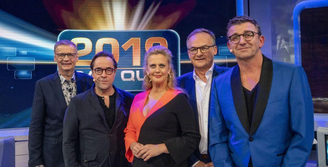 2019er Quiz: Frank Plasbergs großer Jahresrückblick