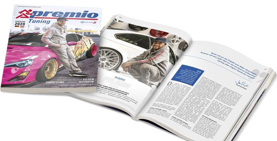 Der Premio-Katalog 2020 ist im Handel