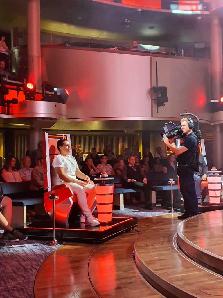 Silva Gonzalez in der Jury von 'The Voice of the Ocean'