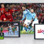 Live-Sport von Sky für einen Zehner