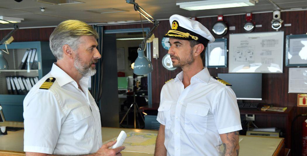 Das Traumschiff: Florian Silbereisen als neuer Kapitän