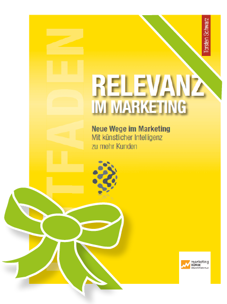 Digital-Marketing-Experte Torsten Schwarz: Autor verschenkt Buch