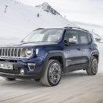 Jeep® Renegade erhält begehrte Sicherheits-Auszeichnung