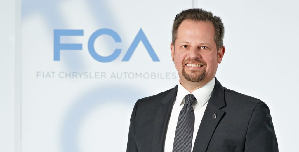 Harald Koch ist neuer Director Fleet & Business Sales von FCA Germany AG
