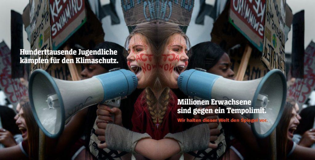 Der Spiegel startet mit Serviceplan crossmediale Markenkampagne