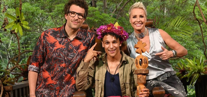IBES: Prince Damien ist der Dschungelkönig 2020