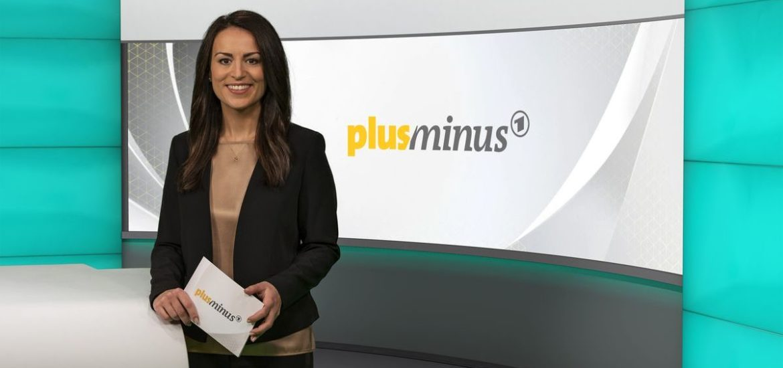 Alev Seker moderiert Plusminus