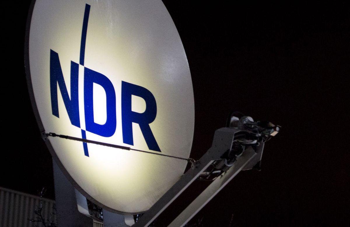 Das NDR Landeshaus muss evakuiert werden
