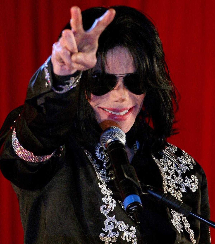 Michael Jackson (ddp images)