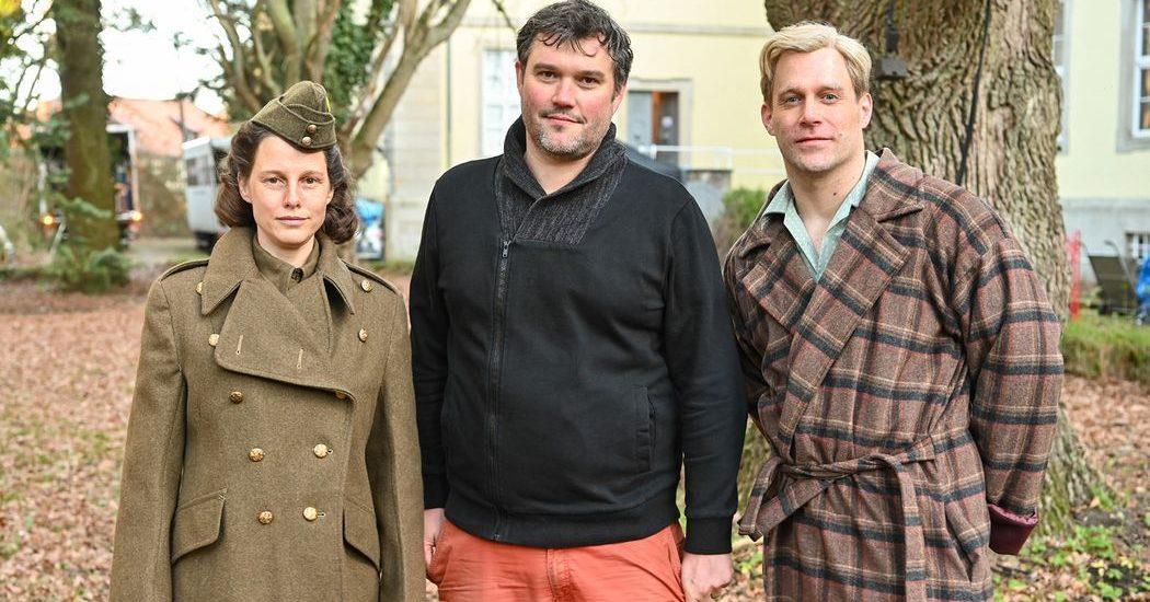 """Ken Duken und Picco von Groote spielen in """"Der blonde Hans"""""""