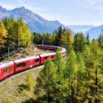 GeraMond bringt Reiseführer für die schönste Bahnstrecke der Welt