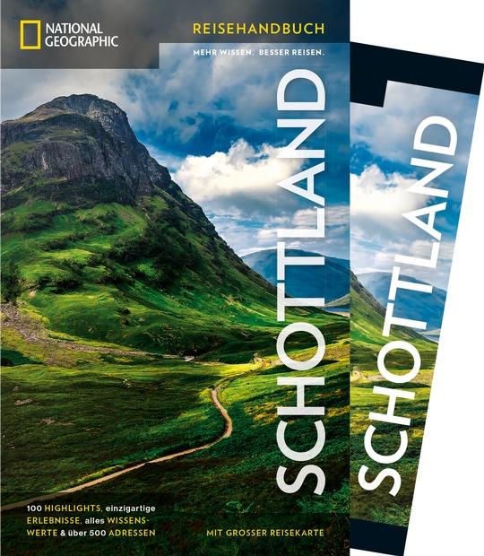National Geographic Reisehandbuch Schottland ISBN: 978-3-95559-302-5