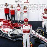 FIA Formel 1 Weltmeisterschaft 2020 - Alfa Romeo Racing ORLEN C39 in Barcelona vorgestellt
