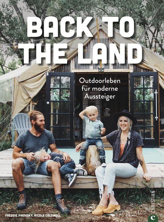 Christian Verlag: Back to the Land. 29,99 Euro