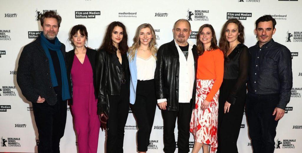 Der Palast: Varieté, Show, Tanz und Revue als Serie