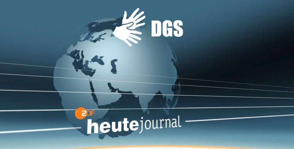 Sendungen mit Gebärdensprache in der ZDF-Mediathek