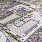Fiat Chrysler Automobiles investiert stark in Turiner Fabrikkomplex Mirafiori – Nachhaltigkeit und Produktion von Modellen mit Elektroantrieb im Fokus