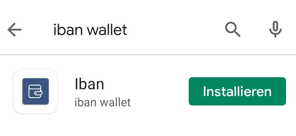 Iban Wallet: So funktioniert die Rendite-Plattform