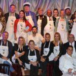 Charity-Event mit Cornelia Poletto: Promis als Kellner