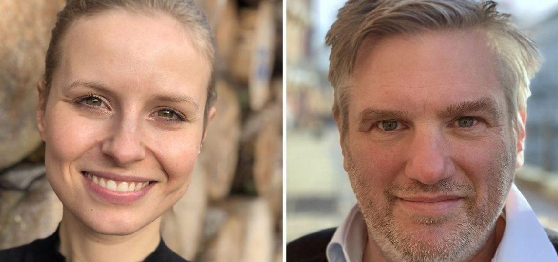 Jörg Pfeiffer und Theresa Rentsch wechseln zur dpa